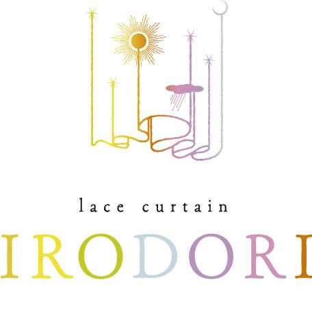 レースカーテン「専門店」irodori